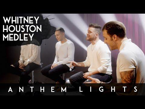 Whitney Houston Medley   Anthem Lights (Cover)