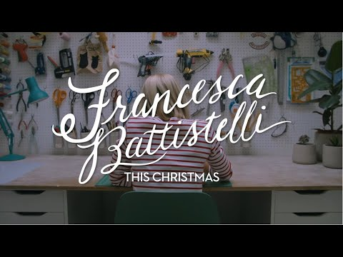 Francesca Battistelli - This Christmas (The Making Of The Cover)