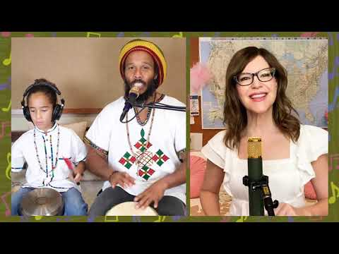 Ziggy Marley - Music Is In Everything (Live At Home) ft. Lisa Loeb