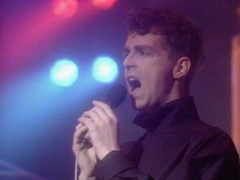 Pet Shop Boys - Love Comes Quickly on Top Of The Pops 20/3/1986
