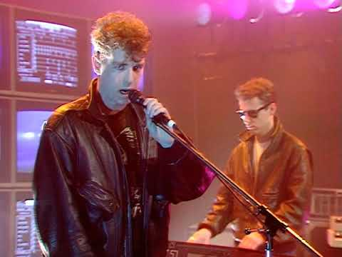 Pet Shop Boys - Opportunities (Let's Make Lots Of Money) on The Old Grey Whistle Test 29/4/1986