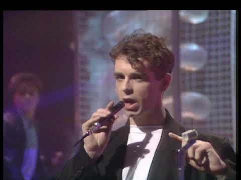 Pet Shop Boys - West End Girls on Top Of The Pops 05/12/1985