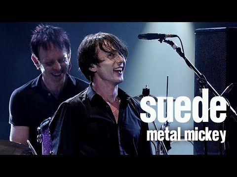 Suede - Metal Mickey LIVE at the Royal Albert Hall