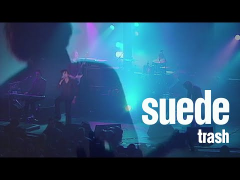 Suede - Trash (Live at London Roundhouse) 1996