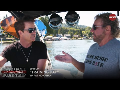 Rock & Roll Road Trip Episode 509 Sneak Peek w/ Pat Monahan