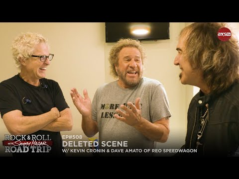 Rock & Roll Road Trip Episode 508 Deleted Scene w/ Kevin Cronin & Dave Amato