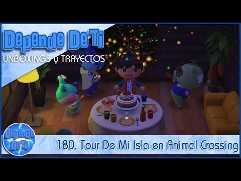 180. Tour De Mi Isla en Animal Crossing