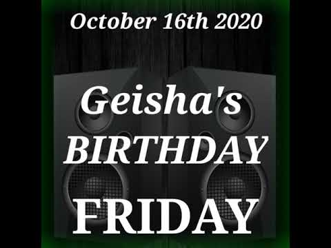 It's My Birthday!!!!!