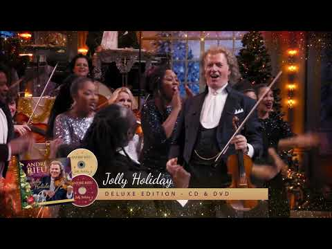 Pre-Order André Rieu's New Album Jolly Holiday Now!