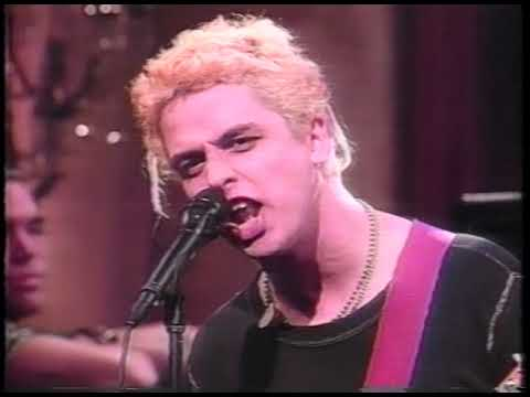 Green Day - Geek Stink Breath  (Live on SNL 1994)
