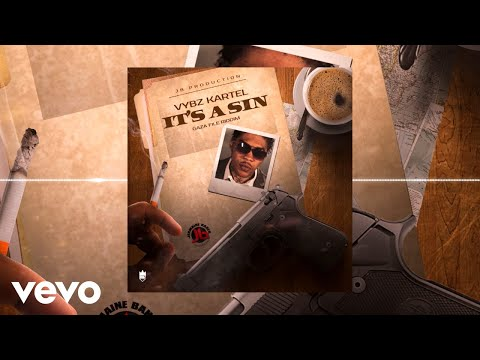Vybz Kartel - It's A Sin (Official Audio)