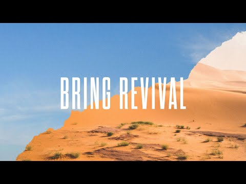 Bring Revival | Official Lyric Video | New Wine