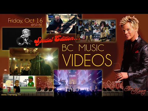 The Hang with Brian Culbertson - Special Edition Music Videos