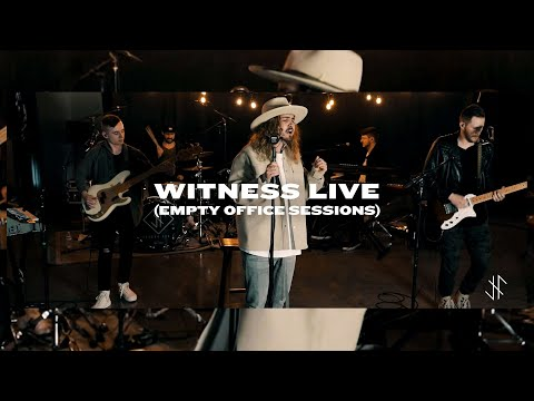 "Jordan Feliz - ""Witness"" Live (Empty Office Sessions)"