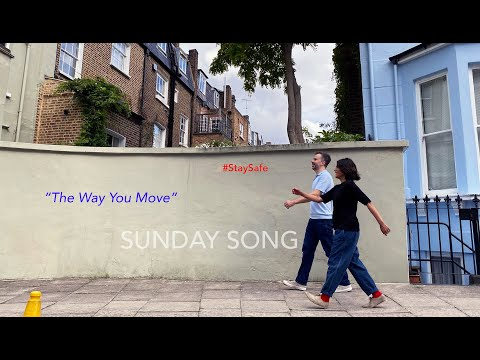 Tanita Tikaram - Sunday Song - The Way You Move (Lockdown Version, 2020) #StaySafe