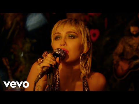 Miley Cyrus - Communication (MTV Unplugged Presents Miley Cyrus Backyard Sessions)