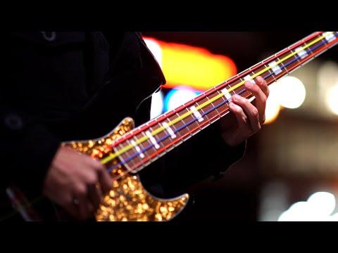 The Weeknd - Blinding Lights (Bass Arrangement) 4K