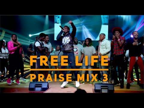 "Canton Jones - ""The Free Life Praise Mix 3"""