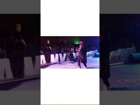 Cupid performs #FLEX LIVE in Humble, TX 10/17 #flexlinedancechallenge