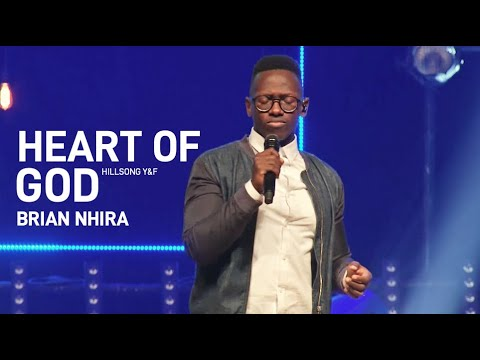 Heart of God - Brian Nhira (Hillsong Young & Free)