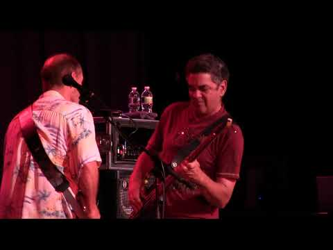 Kenny Gradney bass solo during Fat Man In The Bathtub - 2012