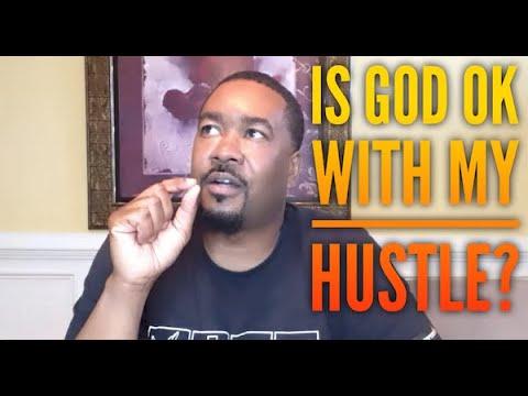 "Canton Jones/ Free Life Church ""Is God Ok With My Hustle?"""