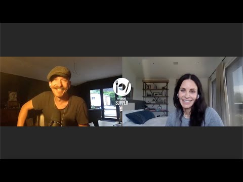 The Vinyl Supper with Foy Vance: Courteney Cox (Episode 6)