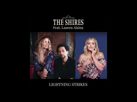 The Shires - Lightning Strikes (feat. Lauren Alaina) (Official Audio)