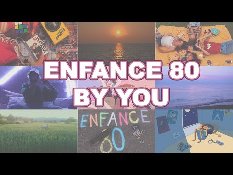 VIDEOCLUB - ENFANCE 80 BY YOU