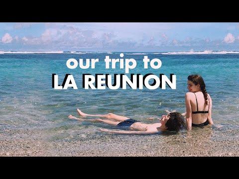 VIDEOCLUB - NOTRE VOYAGE À LA RÉUNION (vlog)