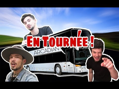 ARCADIAN Story - Nos plus beaux moments en tournée!