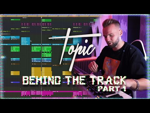 How To Breaking Me Part 1| Behind The Track With Topic