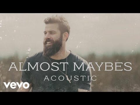Jordan Davis - Almost Maybes (Acoustic / Audio)