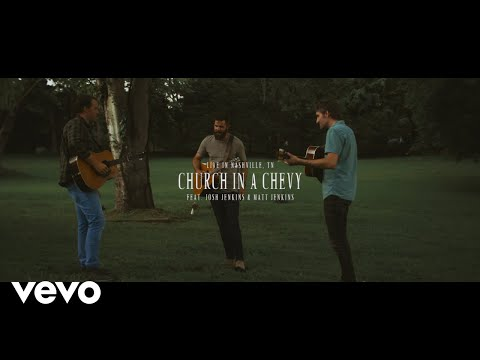 Jordan Davis - Church In A Chevy (Acoustic Performance)