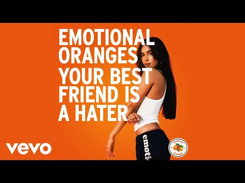 Emotional Oranges - Your Best Friend Is A Hater (Audio)