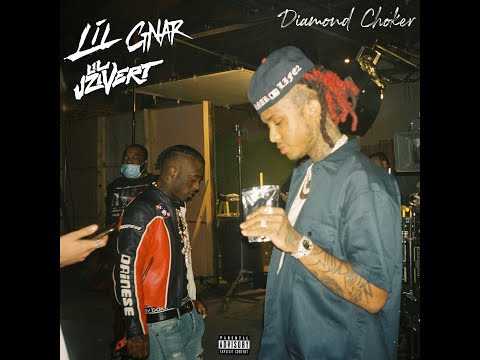 Lil Gnar - Diamond Choker ft. Lil Uzi Vert (Official Visualizer)