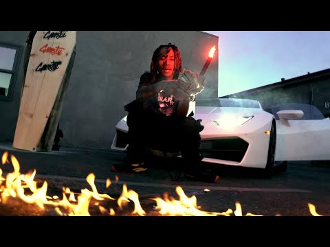 Lil Gnar - Rockstar Flow (Official Music Video)