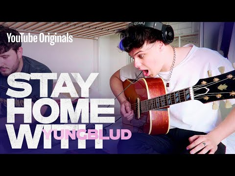 isolation songs | Stay Home With: YUNGBLUD