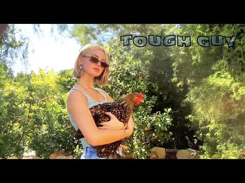 Claire Rosinkranz - Tough Guy (Visualizer)