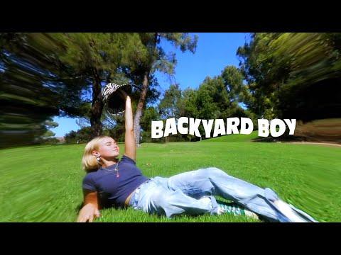 Claire Rosinkranz - Backyard Boy (Official Lyric Video)