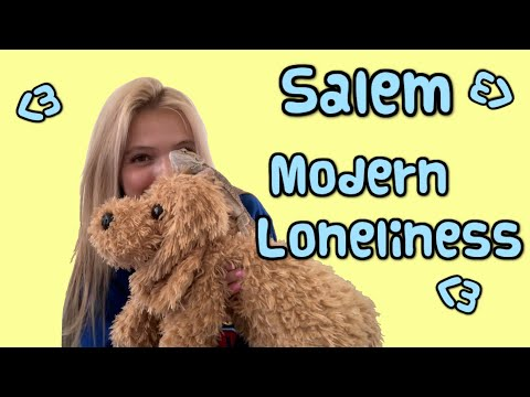 lauv - modern loneliness (salem ilese cover)