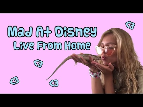 salem ilese - mad at disney (live from home)