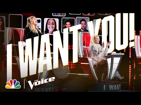The Coaches Share What They Want from the Artists on Their Teams - The Voice 2020