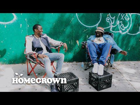 "Smoke DZA & Brian ""B.Dot"" Miller debate Jay-Z vs Nas and the creation of Rap Radar | Homegrown Ep.2"