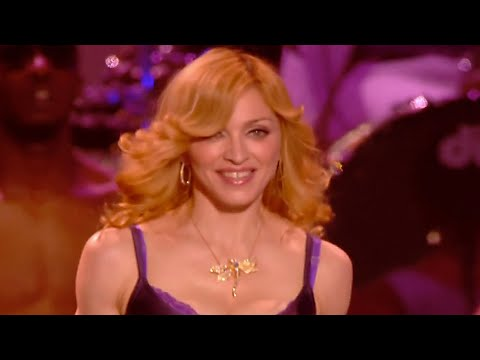 Madonna - Hung Up (Live at the 2005 MTV EMAs)