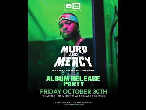 "B.o.B ""Murd and Mercy"" Album Release Event in Atlanta 10/30"
