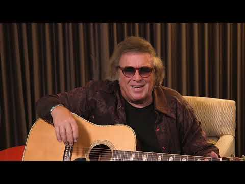 "Don McLean Previews ""So Doggone Lonesome"" from his new album ""Still Playin Favorites"""