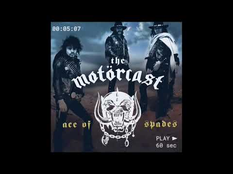 The Motörcast, the official Ace Of Spades podcast trailer.
