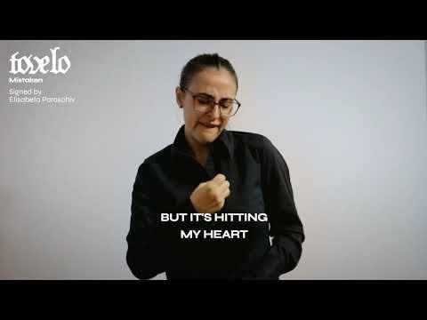 Tove Lo - Mistaken (ASL Video)