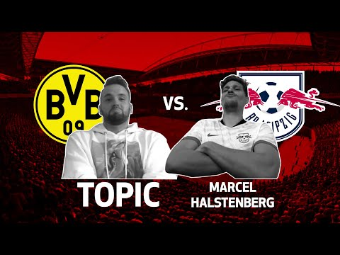FIFA BATTLE | Topic x Halstenberg